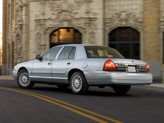 фото Mercury Grand Marquis