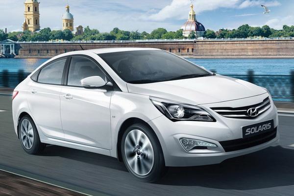 Hyundai Accent | ТагАЗ — новая страница в истории