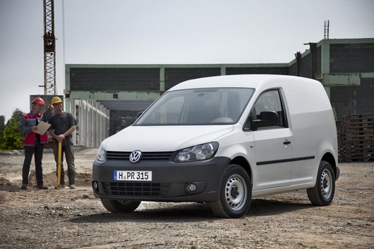фото нового автомобиля Volkswagen Caddy