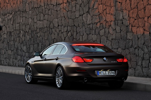 BMW 6 Series Gran Coupe Беларусь Минск