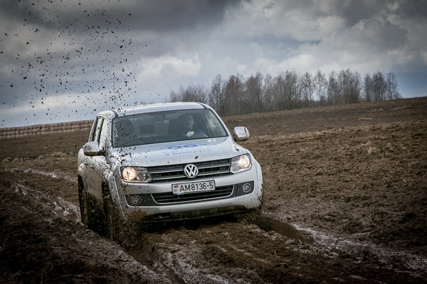 Volkswagen Experience 2015 Беларусь Минск