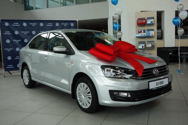 продление дилерской гарантии volkswagen polo sedan