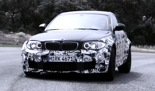 фото нового автомобиля BMW 1 Series M Coupe