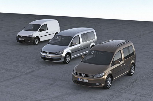 фото нового автомобиля VW Volkswagen Caddy Фольксваген Кэдди