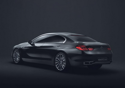 фото нового автомобиля BMW 6 Series Gran Coupe