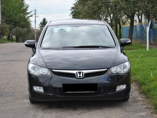 фото нового автомобиля Honda Civic седан