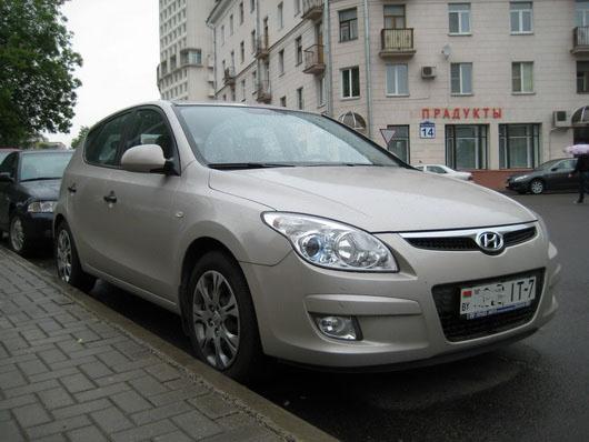 новый i30 hyundai отзывы