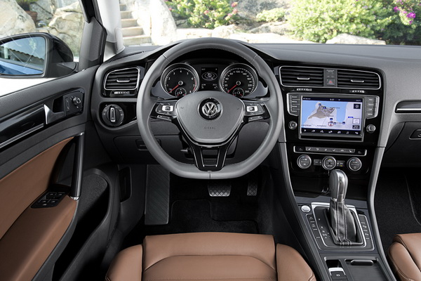 тест-драйв нового Volkswagen Golf 7